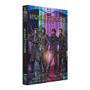 The Musketeers 火槍手 第1季 3DVD