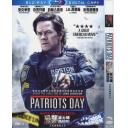 愛國者行動 Patriots Day (2017) DVD